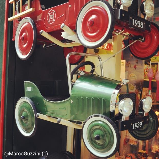 Giocattoli vintage – Avignone - Provenza - Blog Marco Guzzini