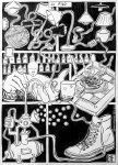 #Ilili capitolo 1 - giochi e connessioni di inchiostro