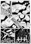 #Ilfilo capitolo 2 - giochi e connessioni di inchiostro - illustrazione